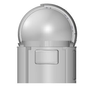 ScopeDome Coupole d'observatoire H80, diamètre 2m