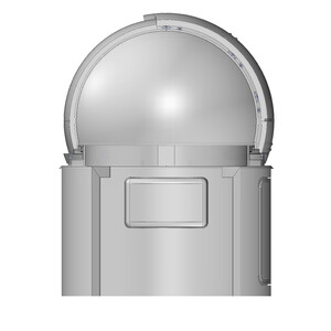 ScopeDome Cúpula de observatorio de 2 m de diámetro H80