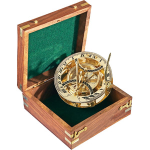 """K+R Kompas """"Nostagia"""" PANAMA z zegarem słonecznym"""