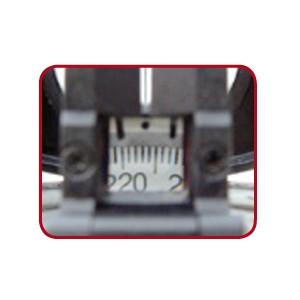 K+R Boussole de visée MERIDIAN PRO avec indicateur de pente