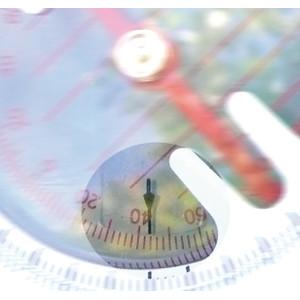 K+R Brújula de espejo ALPIN