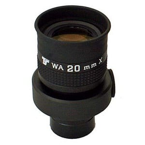 """TS Optics Oculare con reticolo 20 mm 1,25"""""""