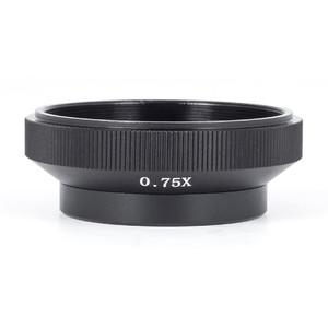 Motic Obiettivo 0,63x (WD = 110 mm) (solo per SMZ 140/143)
