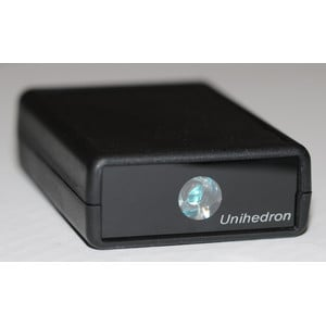 Unihedron Photometer SQM sky quality meter with lens and USB connector