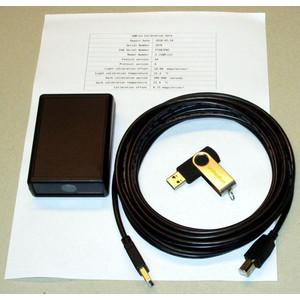 Photomètre Unihedron Indicateur de Sky Quality,  SQM avec lentille et USB