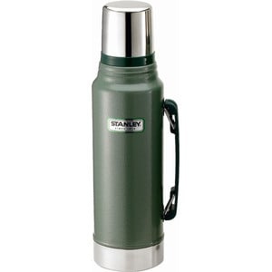 Stanley Thermoscopic Classic thermos flask, 1.0l, green