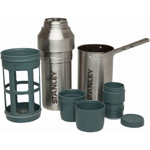 Stanley Ensemble cafetière Mountain-System, 1,0 l