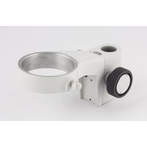 Motic FS01: porta-testa (senza illuminazione) per colonna Ø 25 mm e testa Ø 74 mm, con dispositivo messa a fuoco