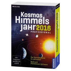 Kosmos Verlag Jahrbuch Himmelsjahr 2016 Professional