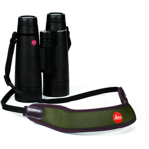 Leica Tracolla in neoprene racing green