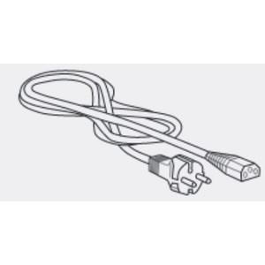 SCHOTT power cord for cold lighth sources  EU1.8m