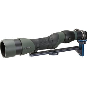 Novoflex QPL-SCOPE S Supporto cannocchiali per digiscoping con visione diritta