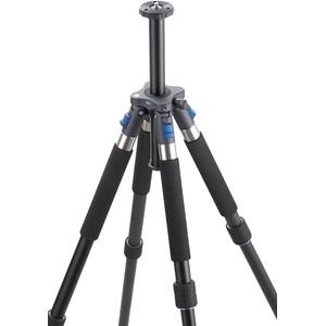 Novoflex QP C QuadroPod Testa treppiede con colonna centrale (senza gambe)