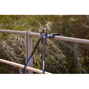 Novoflex TRIOC2844  Set treppiede con gambe compatte in carbonio a 4 sezioni
