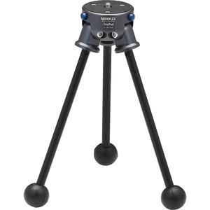 Novoflex TRIOA2840 Set treppiede con gambe in alluminio a 4 sezioni