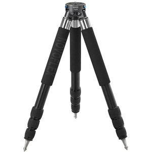 Novoflex TRIOA2844 Set treppiede gambe in alluminio compatte a 4 sezioni