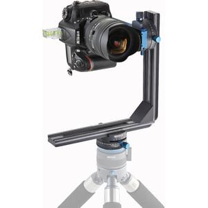 Novoflex Treppiede- testa panoramica VR-6/8 Sistema panoramico multi-riga