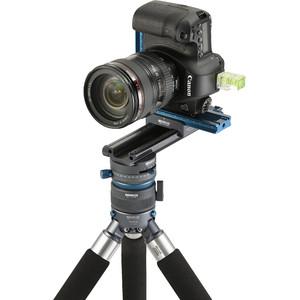 Novoflex Treppiede- testa panoramica VR-SYSTEM III Sistema panoramico mono-riga
