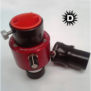 DayStar Combo QUARK H-Alpha solar filter, for prominences