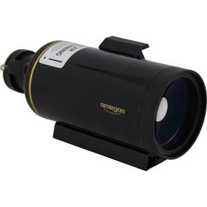 Omegon Telescopio Maksutov MightyMak 60 con buscador LED