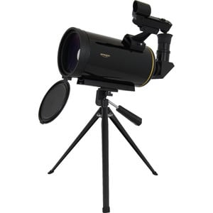 Omegon Maksutov telescope MightyMak 90 with LED finder
