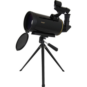 Omegon Telescópio Maksutov MightyMak 90 mit LED-Sucher