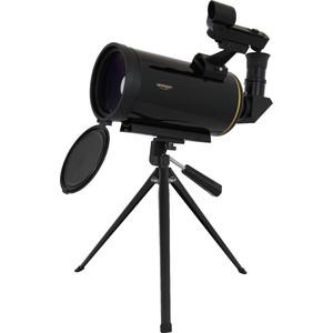 Omegon Teleskop Maksutova MightyMak 90 z szukaczem LED