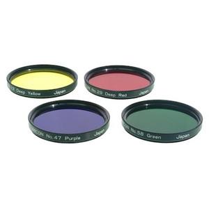 """Lumicon Filtro Set filtri Luna e pianeti, scuro, 2"""""""