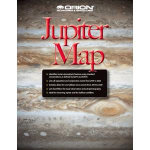 Orion Carta Stellare Jupiter Map