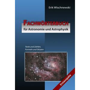 Wischnewski-Verlag Fachwörterbuch für Astronomie und Astrophysik