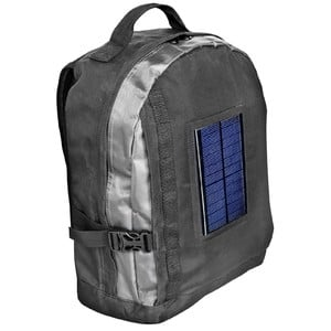 Bresser Solar rucksack with battery