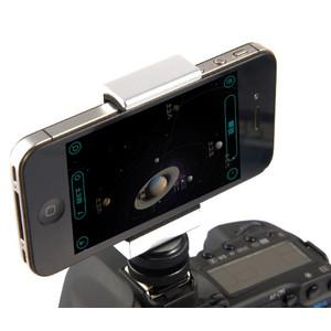 ASToptics Supporto smartphone con adattatore sostegno flash