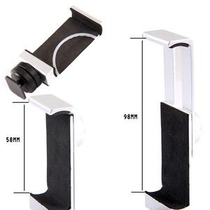 ASToptics Porte-Smartphone avec adaptateur pour griffe de flash