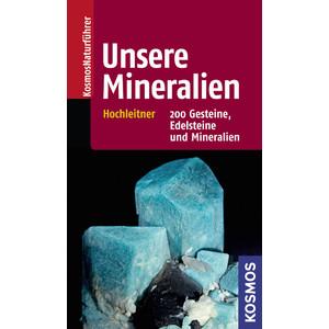 Kosmos Verlag Unsere Mineralien