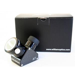 """William Optics Dura Bright 1.25"""" 90° mirror star diagonal"""