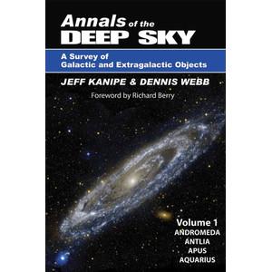 Willmann-Bell Carte Annals of the Deep Sky Volume 1