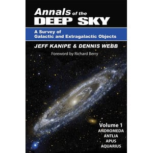 Willmann-Bell Libro Annals of the Deep Sky Volume 1