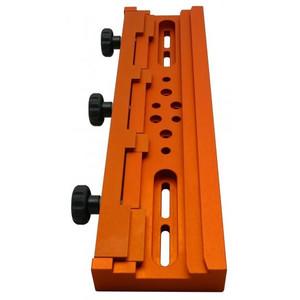 Geoptik Piastra a coda di rondine Universal Losmandy/Vixen 450 mm