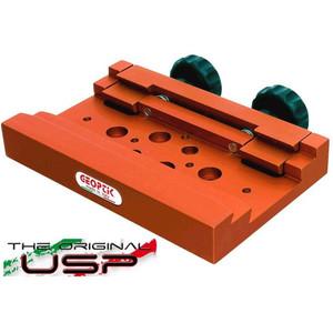 Geoptik Abrazadera prismática dual Losmandy/Vixen USP 170mm