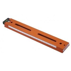 Geoptik Vixen-style prism rail, 250mm