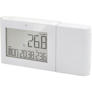 Oregon Scientific Wireless Stazione Meteo ALIZÉ Termometro RMR 262 White