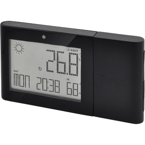 Oregon Scientific ALIZÉ BAR 266 weather station, black