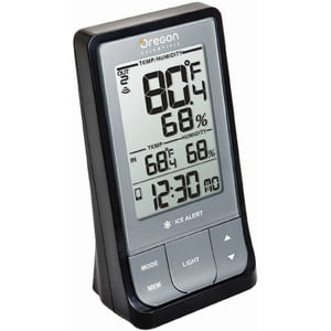 Oregon Scientific Wireless Stazione Meteo WEATHER@HOME Bluetooth RAR 213HG