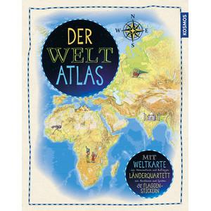Kosmos Verlag Der Weltatlas