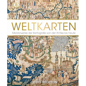 Dorling Kindersley Weltkarten