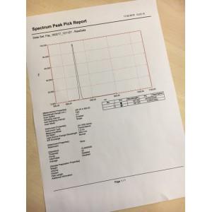 Astroshop Test (pomiar) filtra