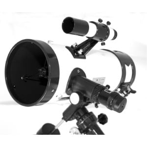 TS Optics Telescopio N 114/900 Starscope EQ3-1