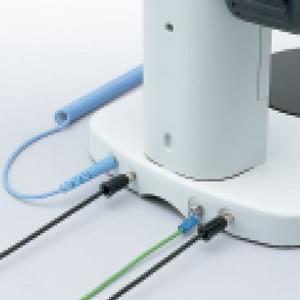 Olympus Microscopio stereo zoom SZ 61TR, luce trasmessa e riflessa, trino