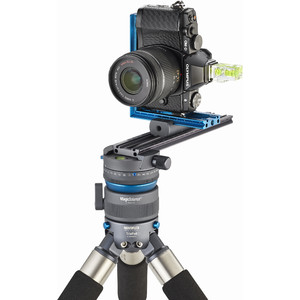 Novoflex Treppiede- testa panoramica VR-System Mini Sistema panoramico mono-riga