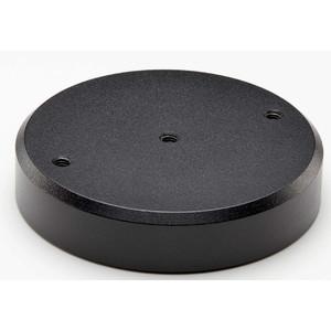 SCHOTT Base Ø = 100 mm 3 fori M6